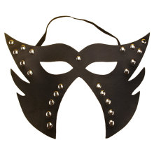 Cute Adult Sex Eyepatch for Couples Bdsm Game Leather Eyeshade Party Mask Sex Eye Mask