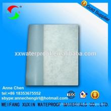 Membrane imperméable au sous-sol pvc de haute qualité