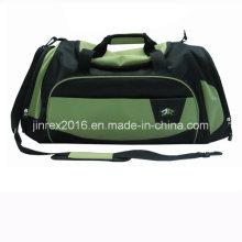 Popular Polyester Travel Gym Fitness Shoulder Duffle Sports Bag