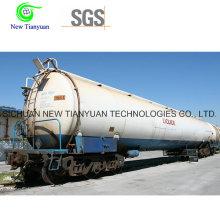 High Vacuum Multi-Layers Cryogenic Pressure Vessel Tank