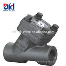 Картридж Daniel Chexter Пластиковая латунь A105 Кованая сталь Y Тип клапана обратного клапана