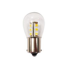 2W Glas bedeckte LED Bajonett Lampe
