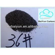 Зю: 99.9% черного карбида кремния