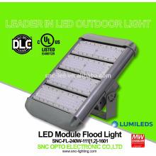 La UL DLC enumeró la luz de inundación del alto mástil de 240 vatios LED con el conductor bueno del pozo HLG