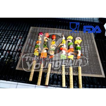 4 4mm Barbecue antiaderente Mesh