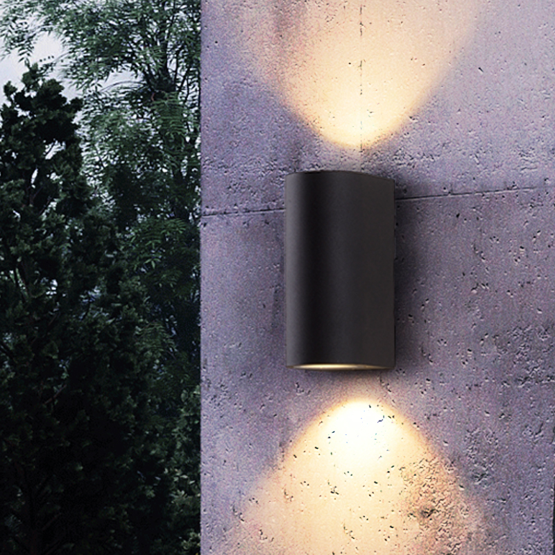 led wall light modern