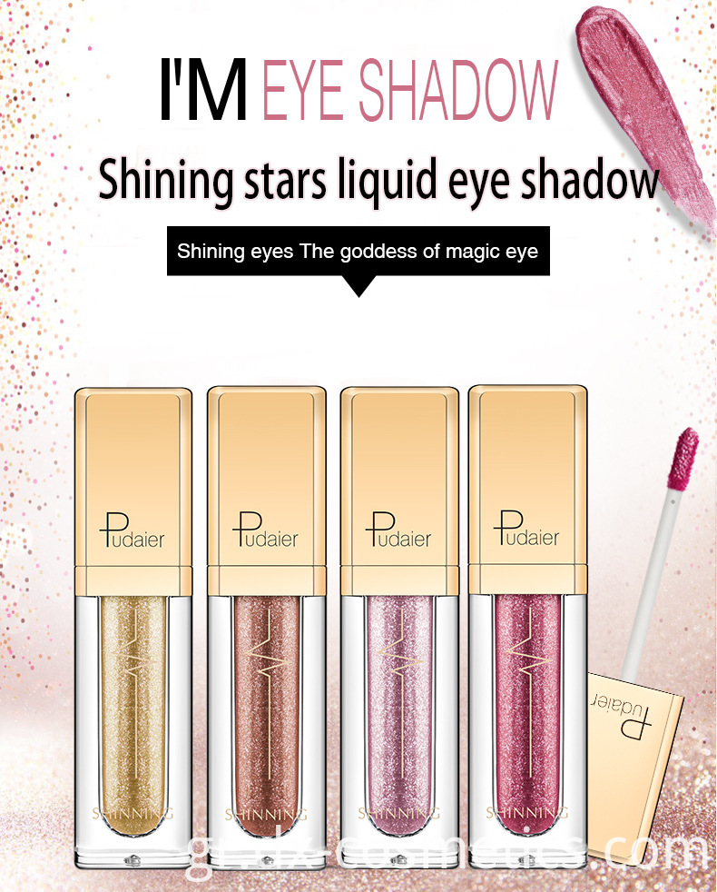 Shing star Liquid Eye Shadow 1