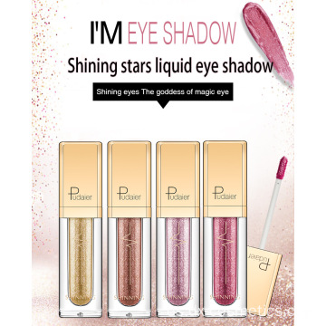 Private Label Metallic Diamond Eye Shadow Liquid Glitter