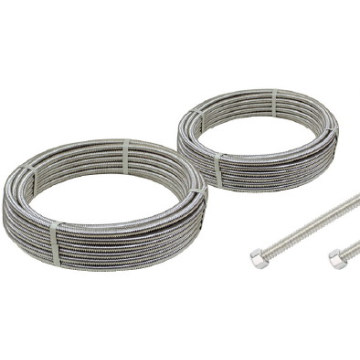 Stainless Steel Corrugated Hose for Water Transportation
