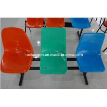 Kunststoff-Fast-Food 3 Reihen Stuhl (CX-LH9024)