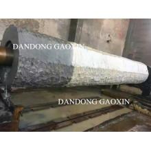 Rollo de prensa de granito natural