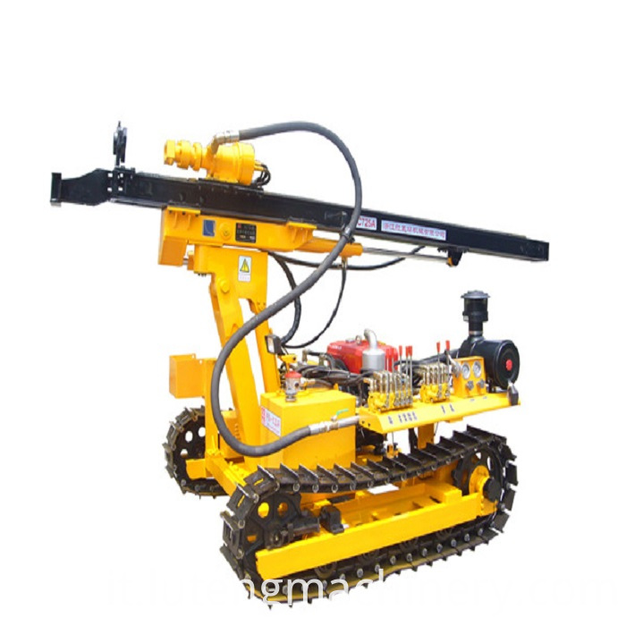 High Quality Rotary Drilling Rig