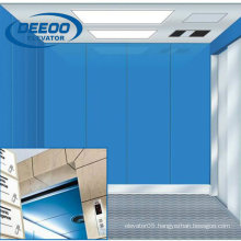 2000kg Hairline Stainless Steel Freight Elevator