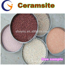 Hot Sale High Quality Ceramsite Sand for Water Treatment/ ceramsite