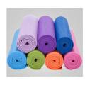 Fournissez le tapis de yoga de PVC, approvisionnements faits sur commande professionnels en gros de yoga