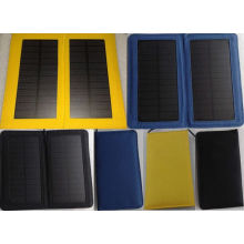 3.5W pequeño paquete móvil solar del bolso del cargador plegable con la certificación de TUV
