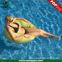 New design sun lounger chairs summer water floating bean bag