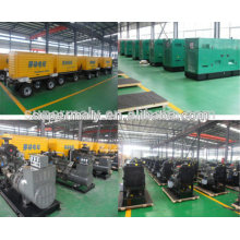 CE approved diesel genset price with one week delivery