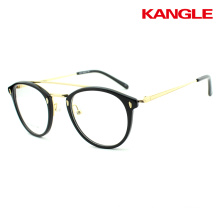 Eyeglasses new stylish metal optical frame stainless spectacle frame for women Optical Frame wholesale