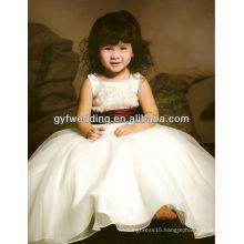 Alibaba Dress Factory Flower Girl Dress Princess Straps Baby Girl Wedding Party Birthday Children Girl Dress