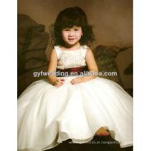 Alibaba Dress Factory Flower Girl Vestido Princesa Straps Baby Girl Wedding Party Birthday Children Girl Dress