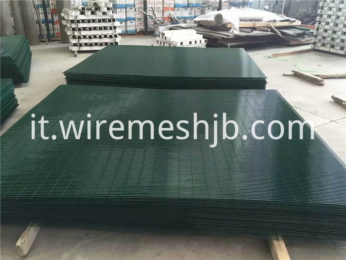 High Security Mesh Fencing
