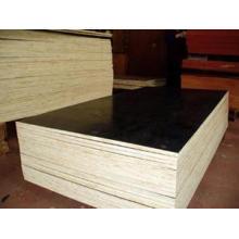 9 * 1250 * 2500mm La película de la base del abedul hizo frente al primer grado de la madera contrachapada