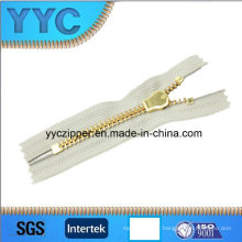 Meilleures ventes 8 # Ykk Quality Metal Zipper