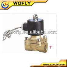 High pressure air compressor solenoid valve 12v