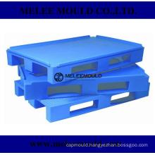 High Quality Rackable Plastic Pallet Mould