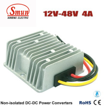 12V a 48V 4A 200W Subir DC-DC Convertidor de Potencia
