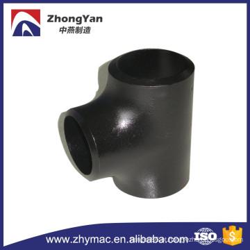 t de encaixes sem emenda de carbono aço preto agenda 40 tubos de aço