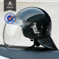 Security Military Army Black Multifunction Police Light Weight Anti Riot Helmet (RH-18B)
