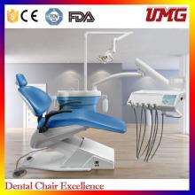 China Silla Dental Fabricantes de Suministro de Equipo Dental Silla de la unidad