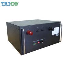 Taico Solar Panels 48V 500W LPF Li-ion Battery Pack 48V 100Ah
