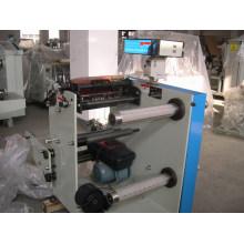 Hohe Präzision Papieretikett, Kunststoff Schneidemaschine