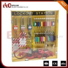 Elecpopular Importación China Productos Steel Candado Estación Acero Multifunción Pad Lock Kit