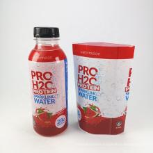 Custom Plastic Heat Shrink Wrap Bands Sleeve Label For Bottles