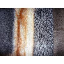 Top Knitting Imitation Fabric Faux Fur