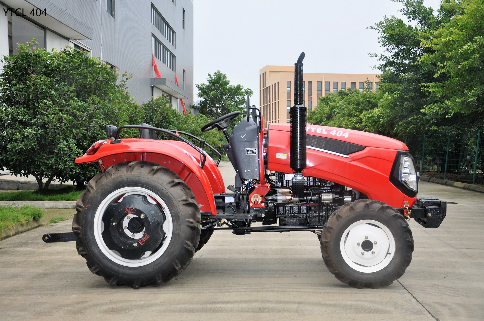 YTO Diesel Engine Farm Tractor