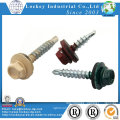 Carbon Steel Self Drilling Screw with EPDM Bonded Washer