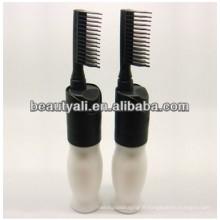 Pump Brush PE comb bottle