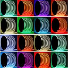 Regenbogen flexible LED-Lichtleiste