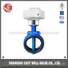 Lug butterfly valve wafer