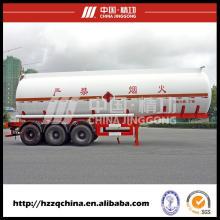 Caminhão de tanque químico (HZZ9408GHY) Rodas Desgaste