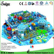 Fashion Ocean Theme Design Kids Indoor Playground Equipment