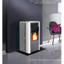 New Style Wood Pellet Stoves/Fireplace /Burner with Ce Certificate (CR-02)