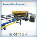 China CNC-Zaun-Platte geschweißte Maschendraht-Maschinen-Preisliste