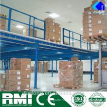 Warehouse Storage Heavy Duty Mezzanine Steel Industrial Rack