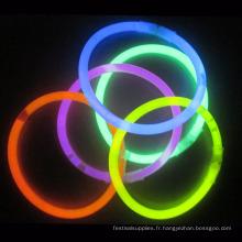 bracelets de bâton lumineux premium